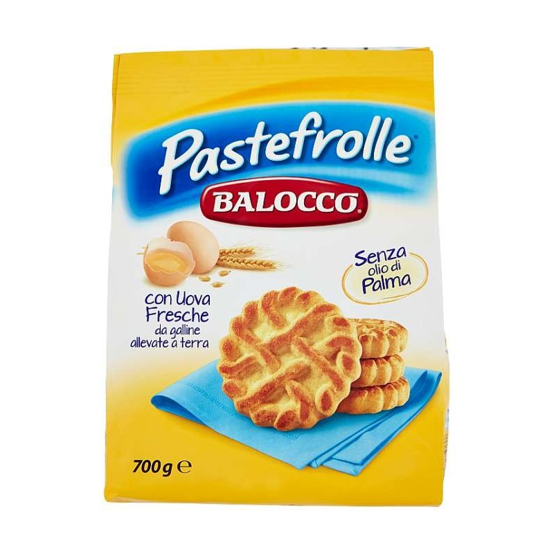 Balocco Pastefrolle 700 g