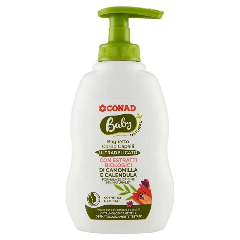 Conad Baby Natural Bagnetto...