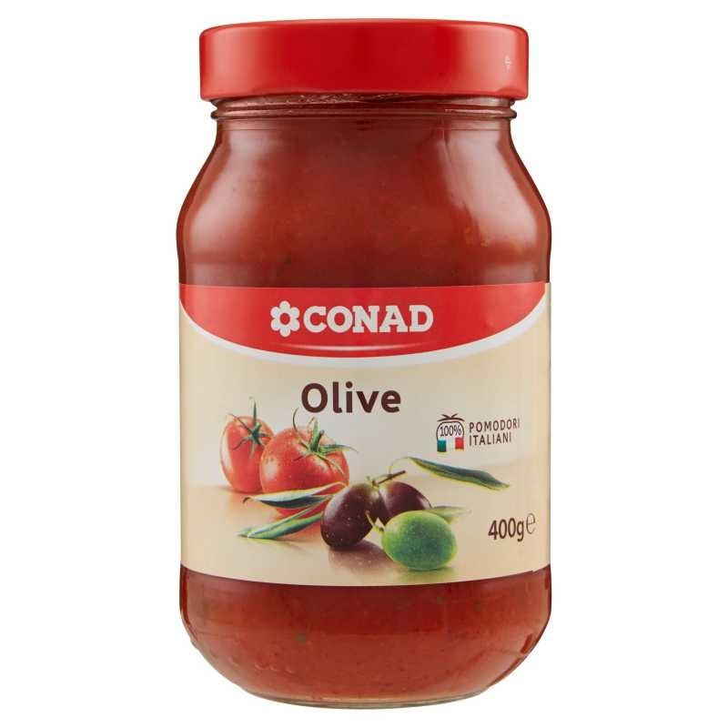 Conad Olive 400 gr