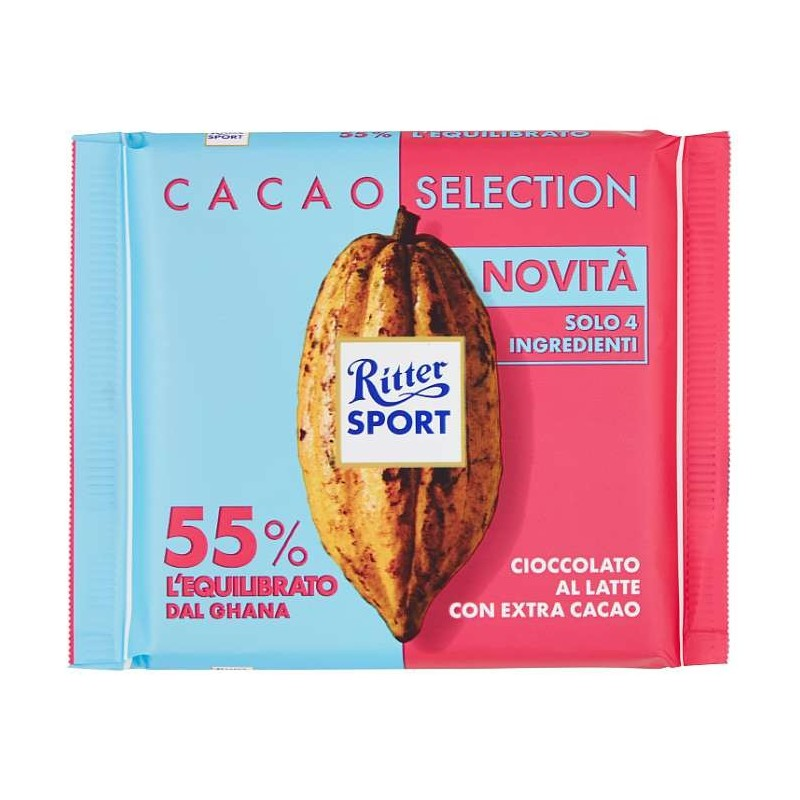 Ritter Sport Cacao...